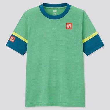 Herren Kei Nishikori Paris 2021 DRY-EX T-Shirt