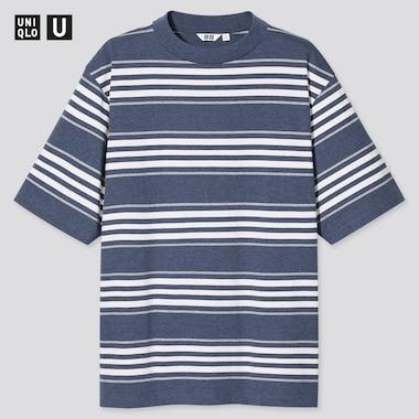 Herren UNIQLO U Gestreiftes T-Shirt