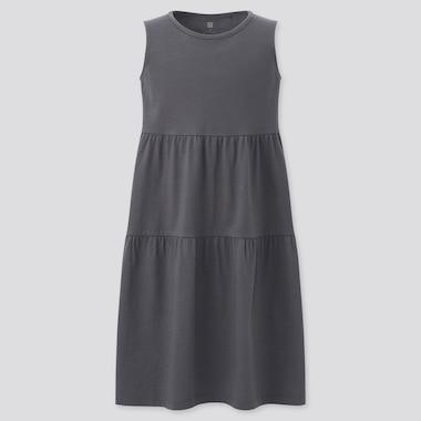Vestido Algodón Sin Mangas Niña