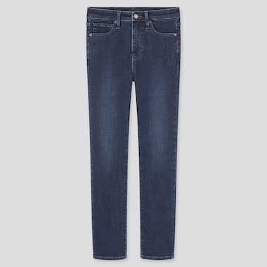 Women Sculpting High Rise Skinny Fit Ankle Length Jeans