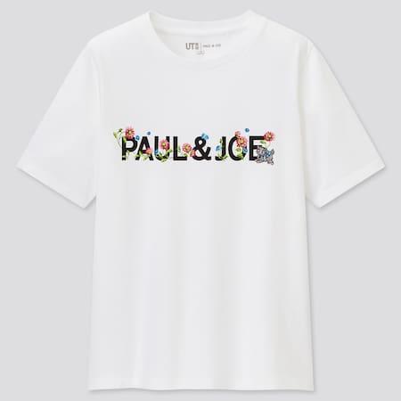 Paul & Joe UT Graphic T-Shirt