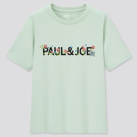 Paul & Joe UT Bedrucktes T-Shirt