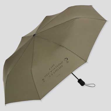 Peanuts UT Graphic UV Protection Compact Umbrella