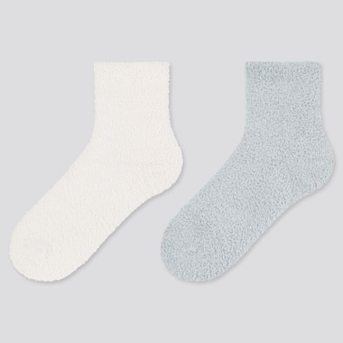 Women Fluffy Soft Socks (Two Pairs)