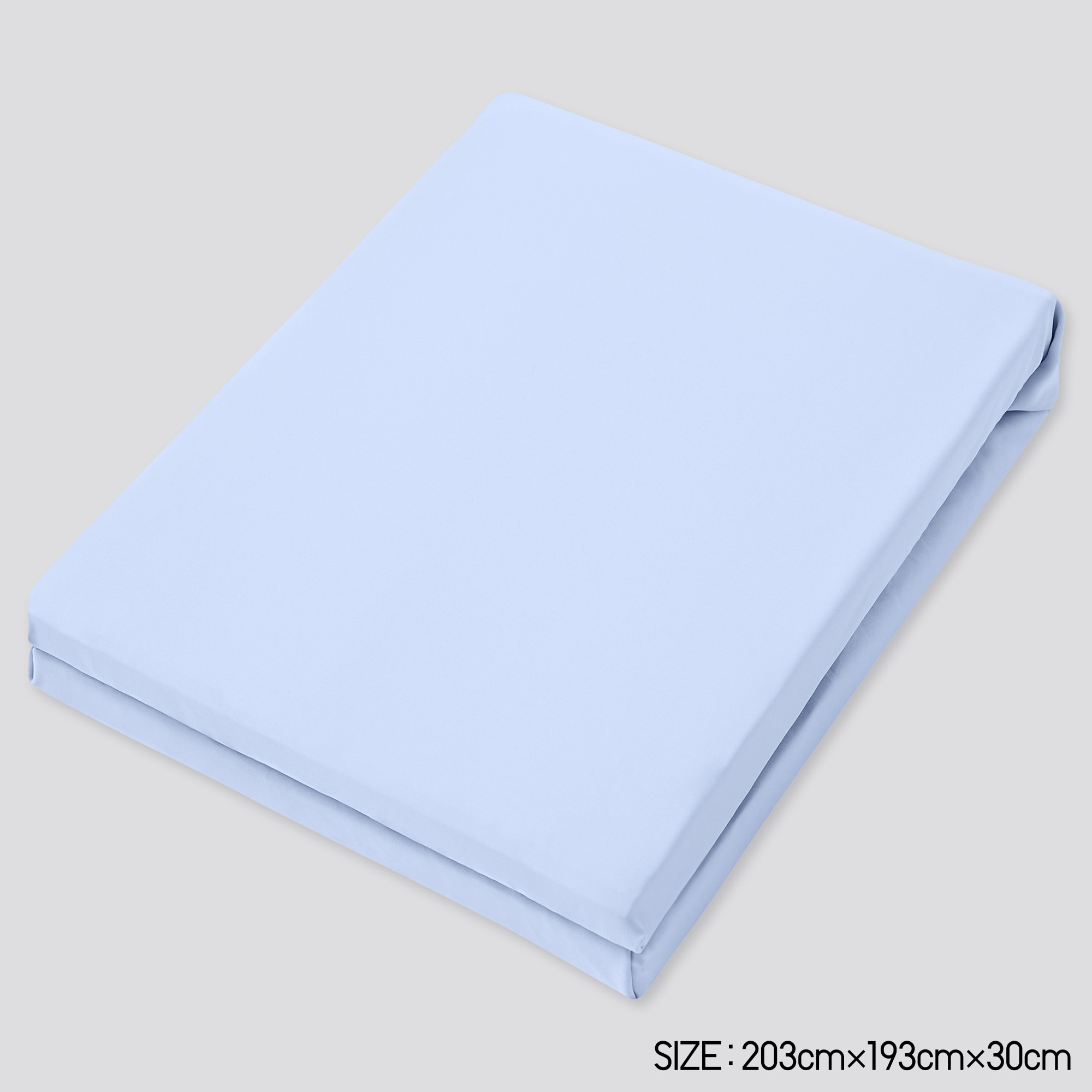 Uniqlo AIRism KING-SIZE FITTED SHEET