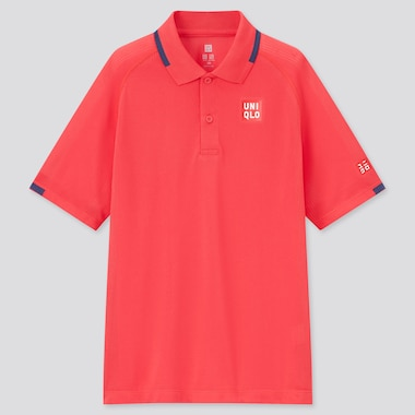 Kids Roger Federer Paris 2021 DRY-EX Polo Shirt