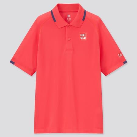 Kids RF Paris 2021 DRY-EX Polo Shirt