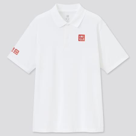 Polo DRY-EX Kei Nishikori Londres 2021 Enfant