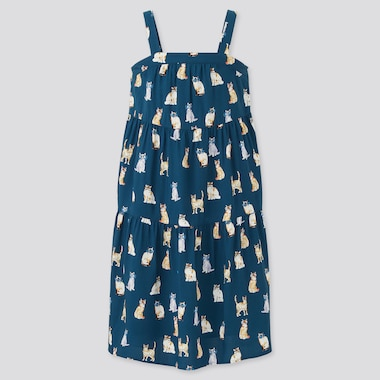 Kids Paul & Joe UT Camisole Dress