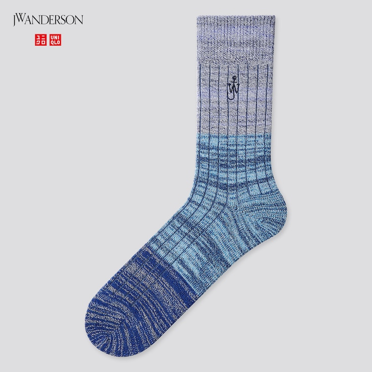 Socks (Jw Anderson), Blue, Large