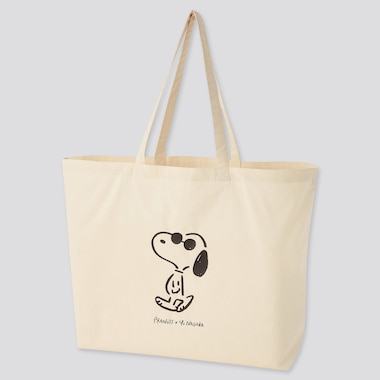 Peanuts x Yu Nagaba UT Eco Bag (Large)