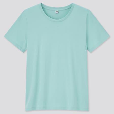 Damen 100% SUPIMA BAUMWOLLE T-Shirt
