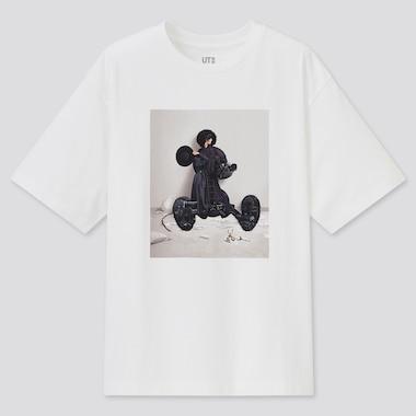 Damen Disney Art by Yuni Yoshida UT Bedrucktes T-Shirt