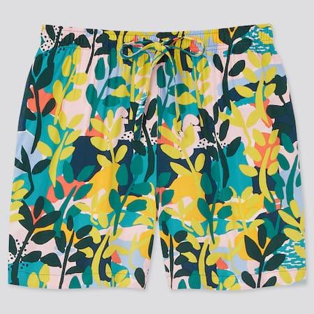 Damen Cassie Byrnes UT Bedruckte RELACO Shorts