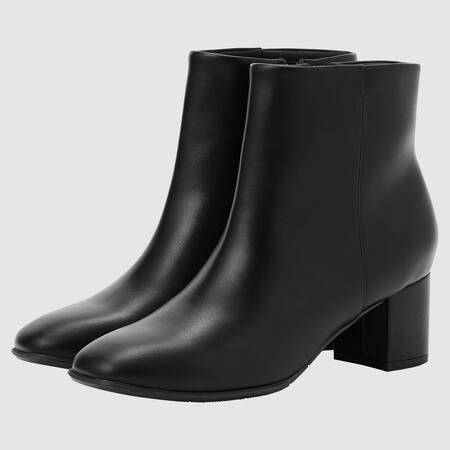Damen Kurze Comfeel Stiefel mit seitlichem Reißverschluss