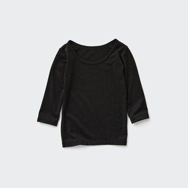 TODDLER HEATTECH SCOOP NECK LONG-SLEEVE T-SHIRT