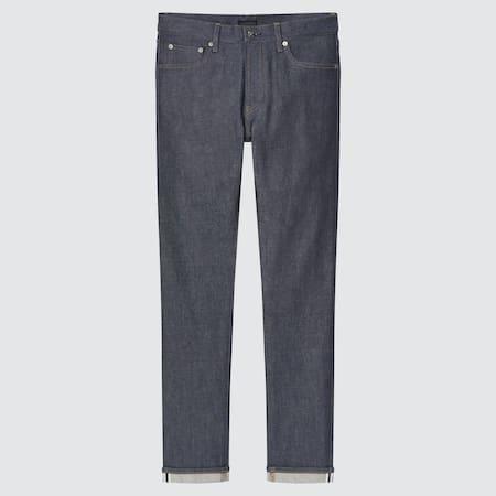 Herren Stretch Selvedge Jeans (Slim Fit)