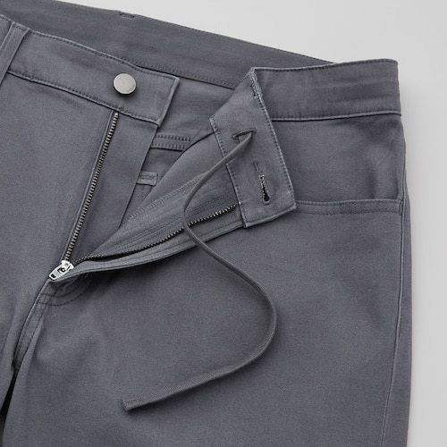 Comfortable thanks to an elastic waistband and adjustable inner drawstring