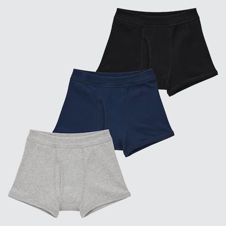 Kids Boxer Briefs (Three Pack)