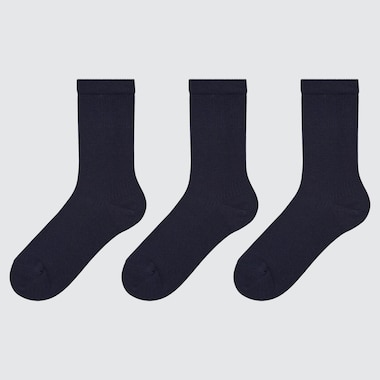 KIDS REGULAR SOCKS (3 PAIRS)