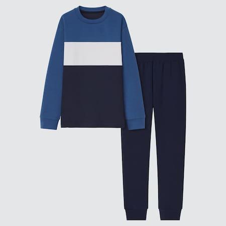 Kids AIRism Ultra Stretch Long Sleeved Set