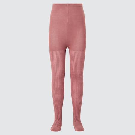 Kids Glitter Knit Tights
