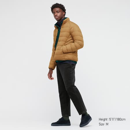 MEN Ultra Light Down 3D Cut Jacket