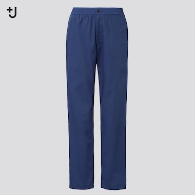 MEN +J WIDE-FIT RELAXED TAPERED PANTS