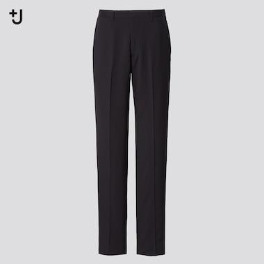 Men +J Wool Slim Fit Trousers