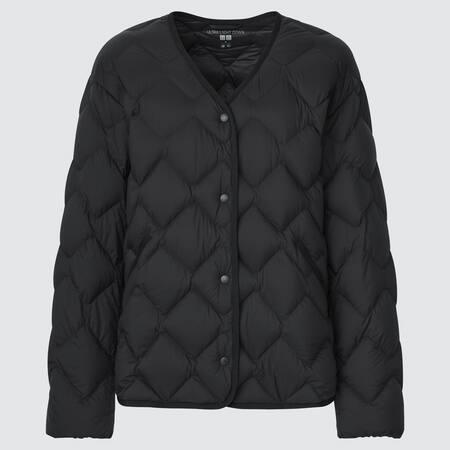 Damen Ultra Light Down Jacke (Relaxed Fit)