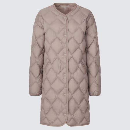 WOMEN Ultra Light Down Relaxed Coat