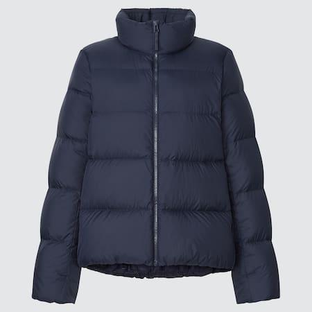 Women Ultra Light Down Puffer Jacket