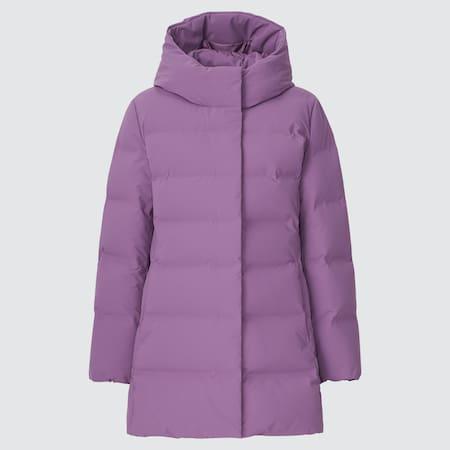 Women Seamless Down Short Coat