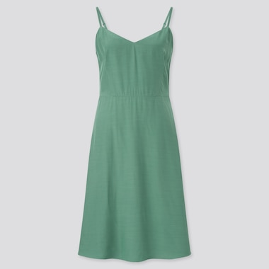 Women Camisole Flared Dress