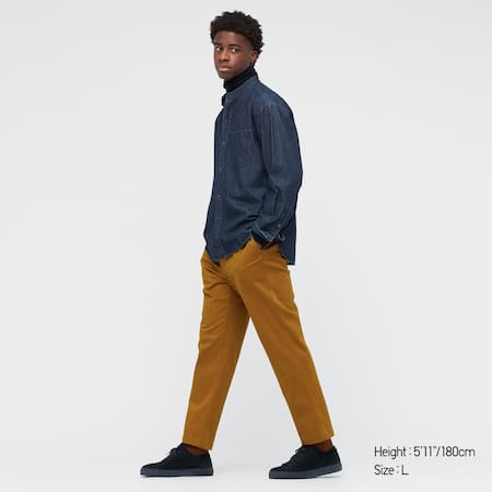 Herren Ultra Stretch Komfort Hose