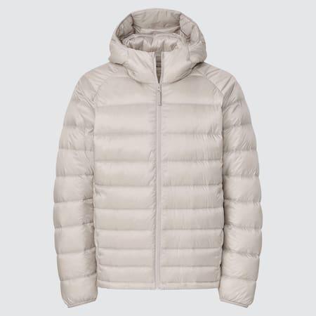Men Ultra Light Down 3D Cut Parka