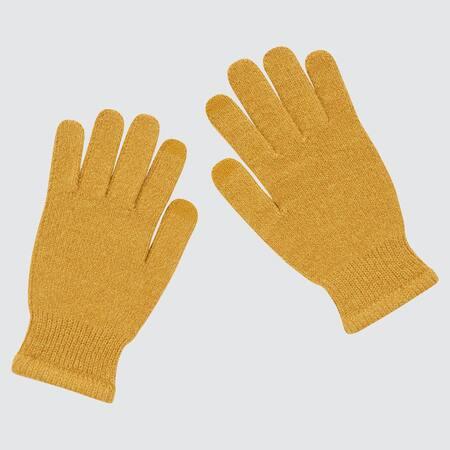 Kids HEATTECH Knitted Gloves