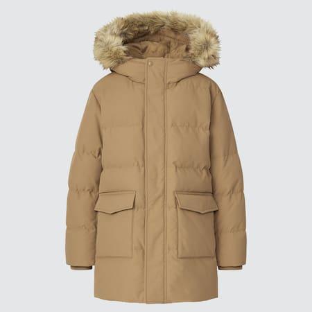 Kinder Gefütterter Mantel