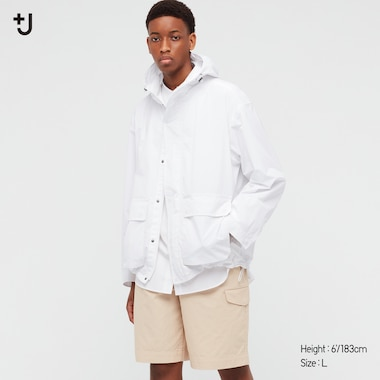 Herren +J Mountain Parka (Loose Fit)