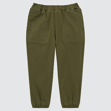 TODDLER STRETCH WARM-LINED PANTS
