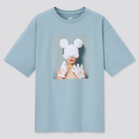 Women Disney Art By Yuni UT Graphic T-Shirt
