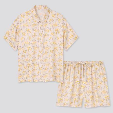 Women Joy of Print Satin Short Pyjamas