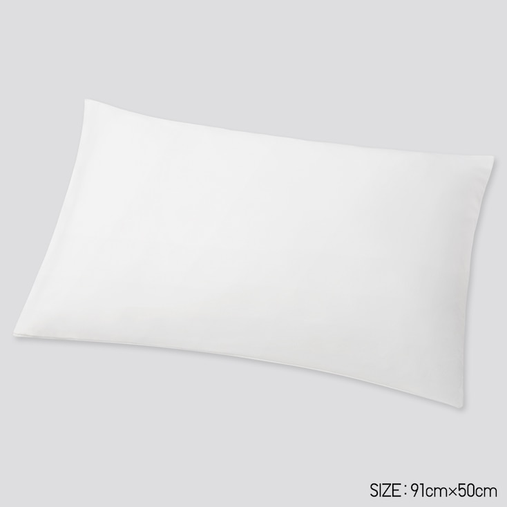 Airism King Size Pillowcase, White, Large
