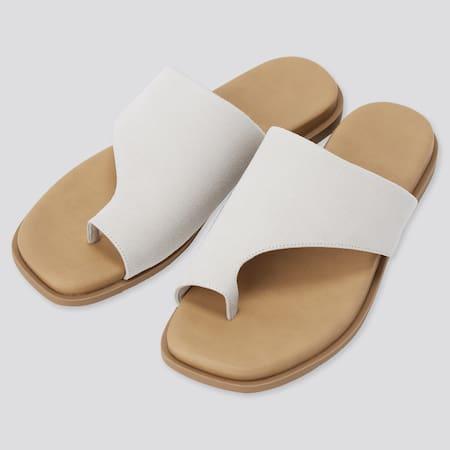 Damen Sandalen mit Zehenriemen
