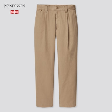 Men JW Anderson Relaxed Fit Easy Trousers