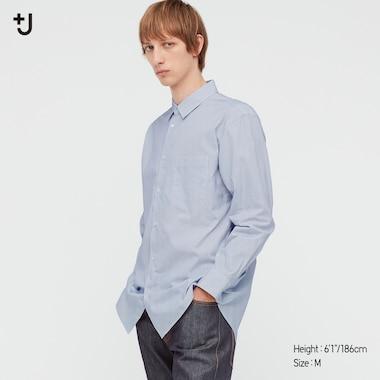 Hombre +J Camisa Algodón Supima Regular Fit
