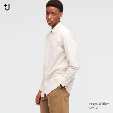 Herren +J SUPIMA BAUMWOLLE Hemd (Regular Fit)