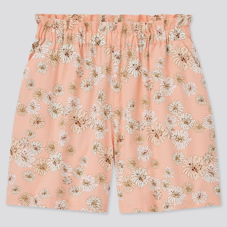 Girls Paul & Joe Shorts, Pink, Large