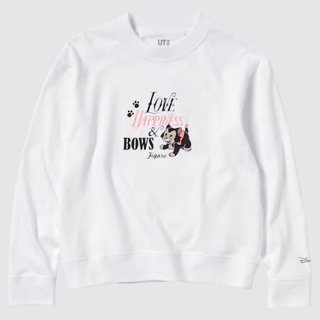 Kids Disney Furry Friends UT Graphic Long Sleeved T-Shirt
