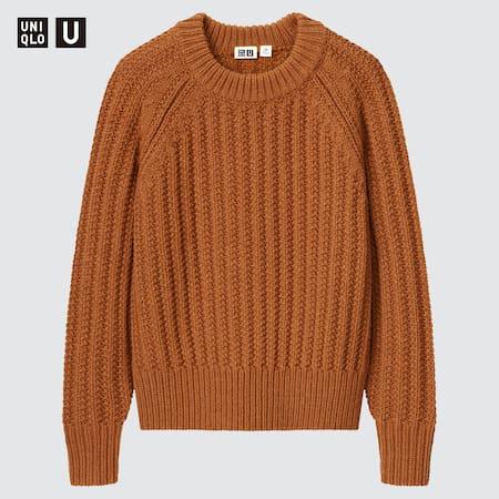 Maglione Uniqlo U Girocollo Bambino
